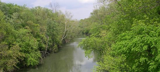 Obetz Big Walnut Creek