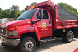 Obetz Street Department Truck