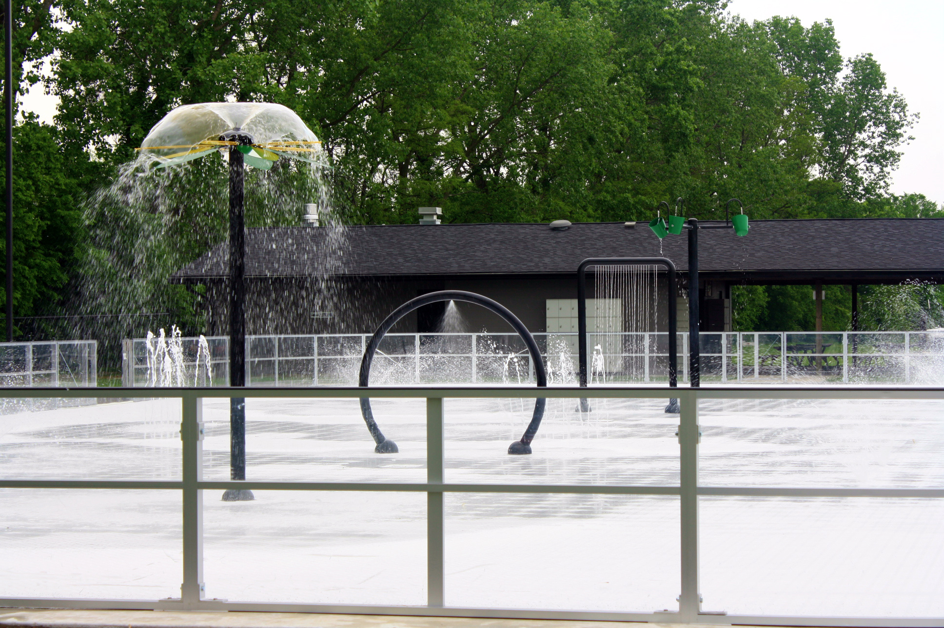 Splash Pad & OAC Closed, Aug 24-31