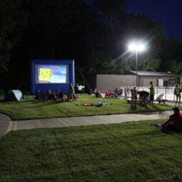 Obetz Summer Splash & Cinema Series