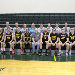 Annual OPD vs. HT Basketball Game