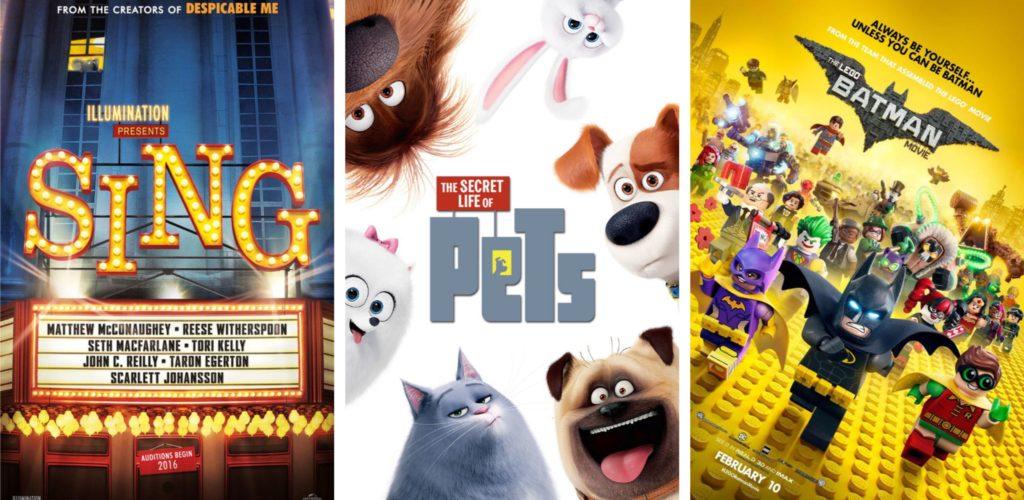 splash movie posters