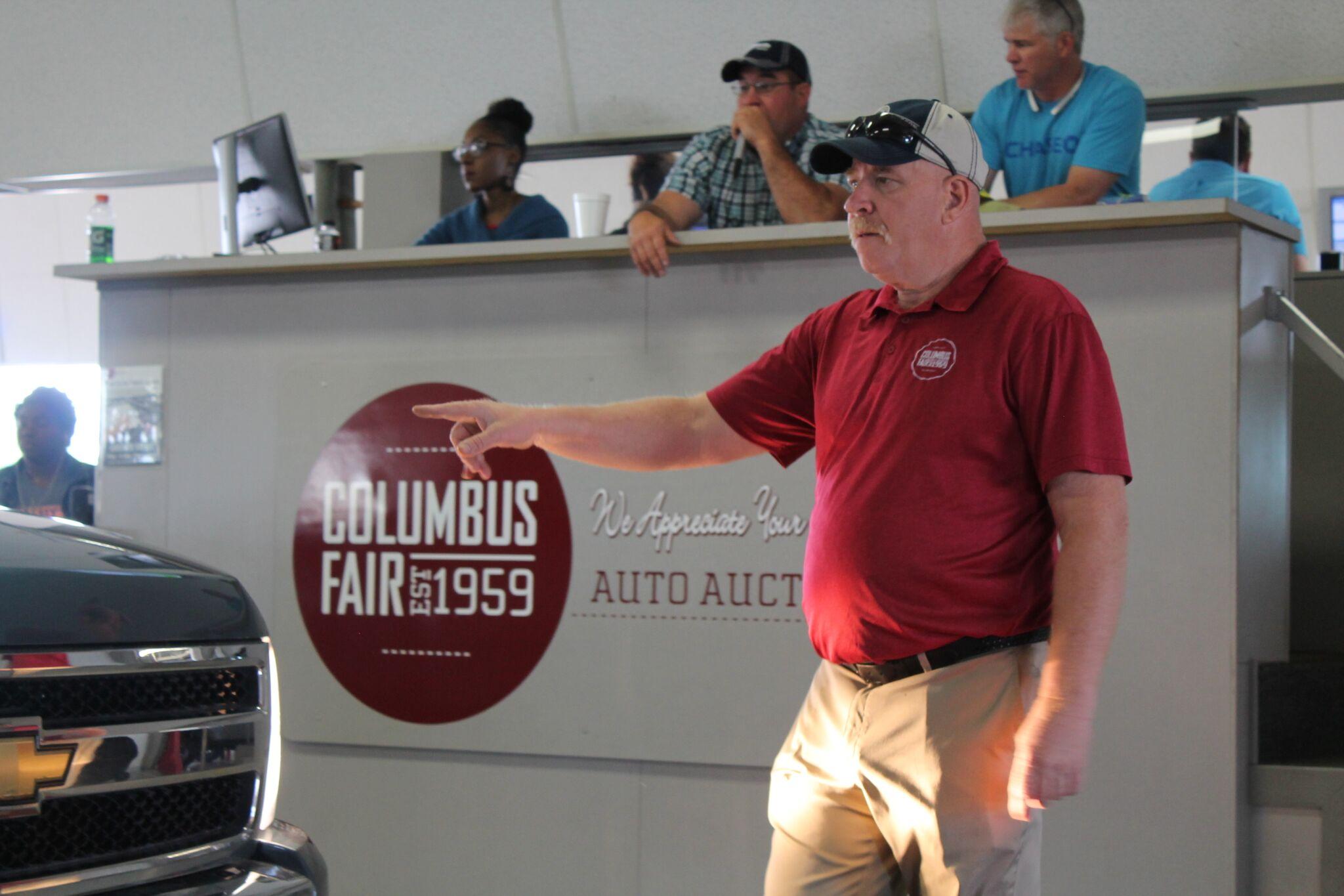 Car Auction Columbus Ohio >> Columbus Fair Auto Auction History Innovation